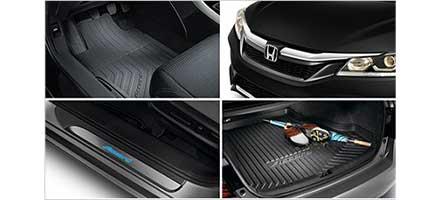 Honda Genuine Accessories
