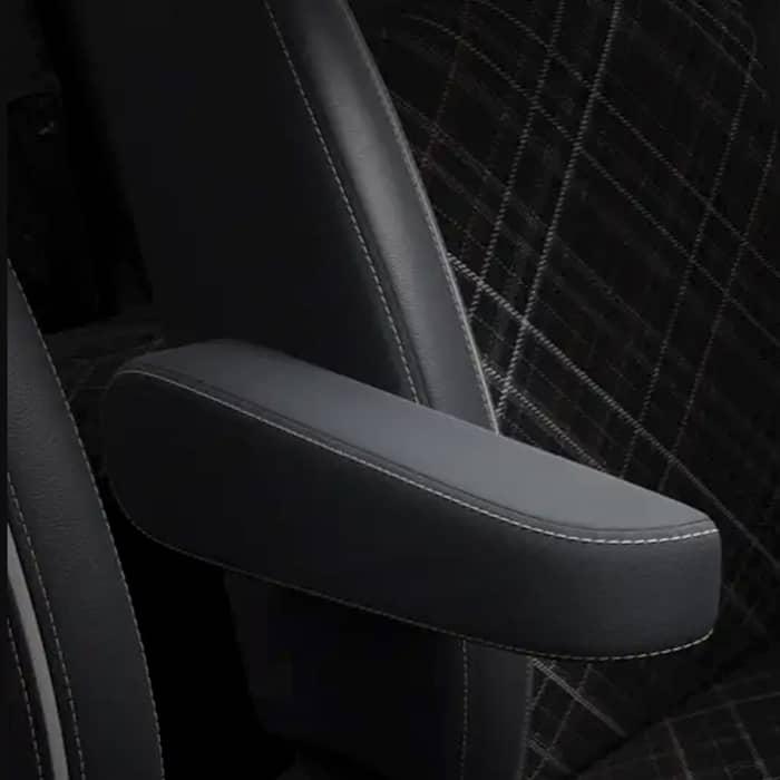 Image of Interior arm rest