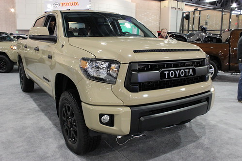 A 2021 Toyota Tacoma