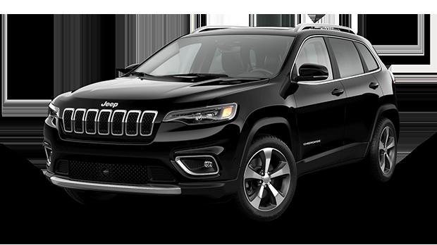 2021 Cherokee Limited
