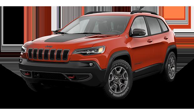 2021 Cherokee Trailhawk