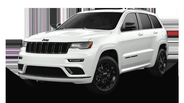 2021 Grand Cherokee Limited X