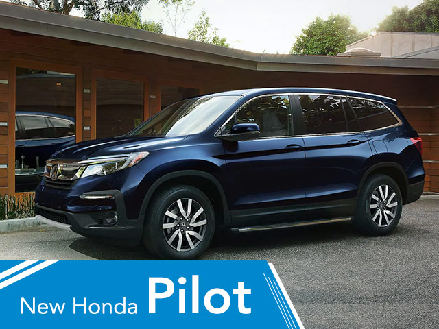 New Honda Pilot Lease Deal in Highland Park near Chicago, IL