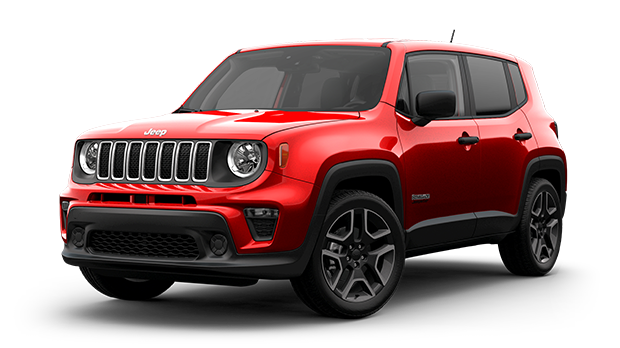 2021 Renegade Jeepster