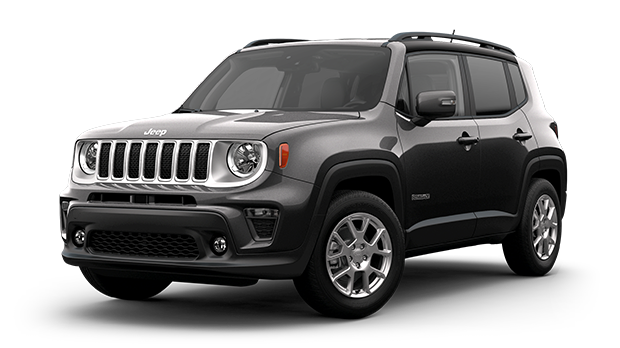 2021 Renegade Limited