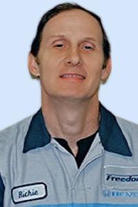 Richie Holbert Bio Image