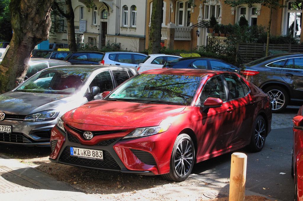 A 2021 Toyota Hybrid