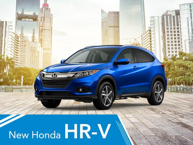 New Honda HR-V Lease Deal in Highland Park near Chicago, IL