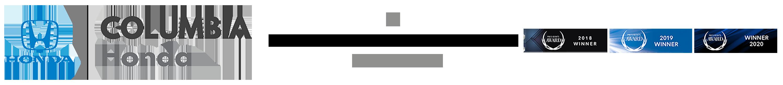 Columbia Honda logo