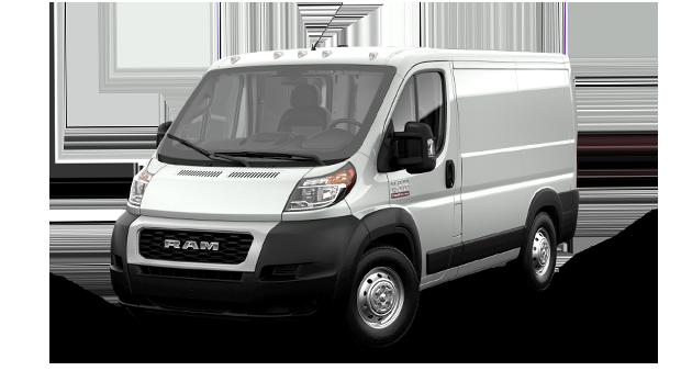 2021 ProMaster Cargo Van