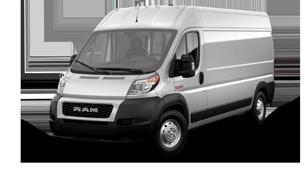 2021 ProMaster Window Van