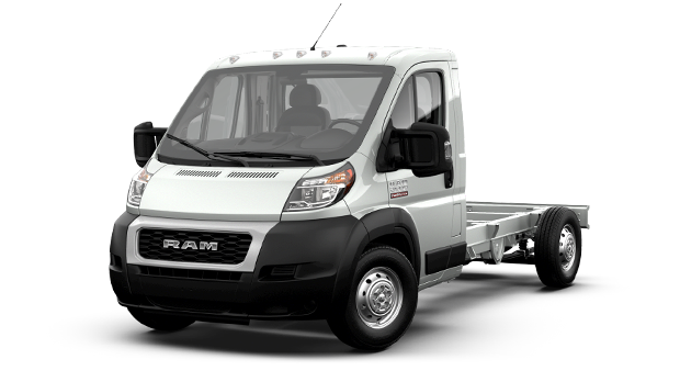 2021 ProMaster Chassis Cab