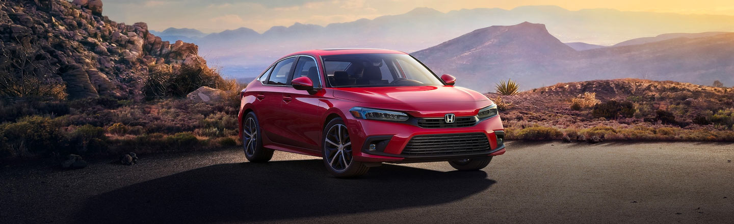 All-New 2022 Honda Civic Coming Soon to Central Ohio