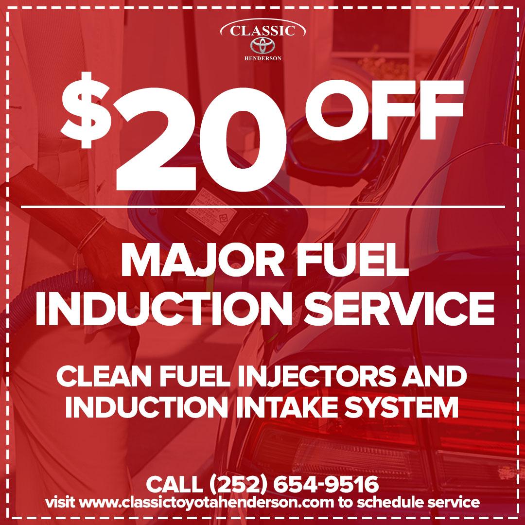 Major Fuel Induction Service