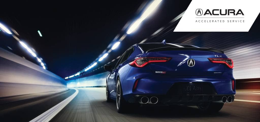 Acura Accelerated Service