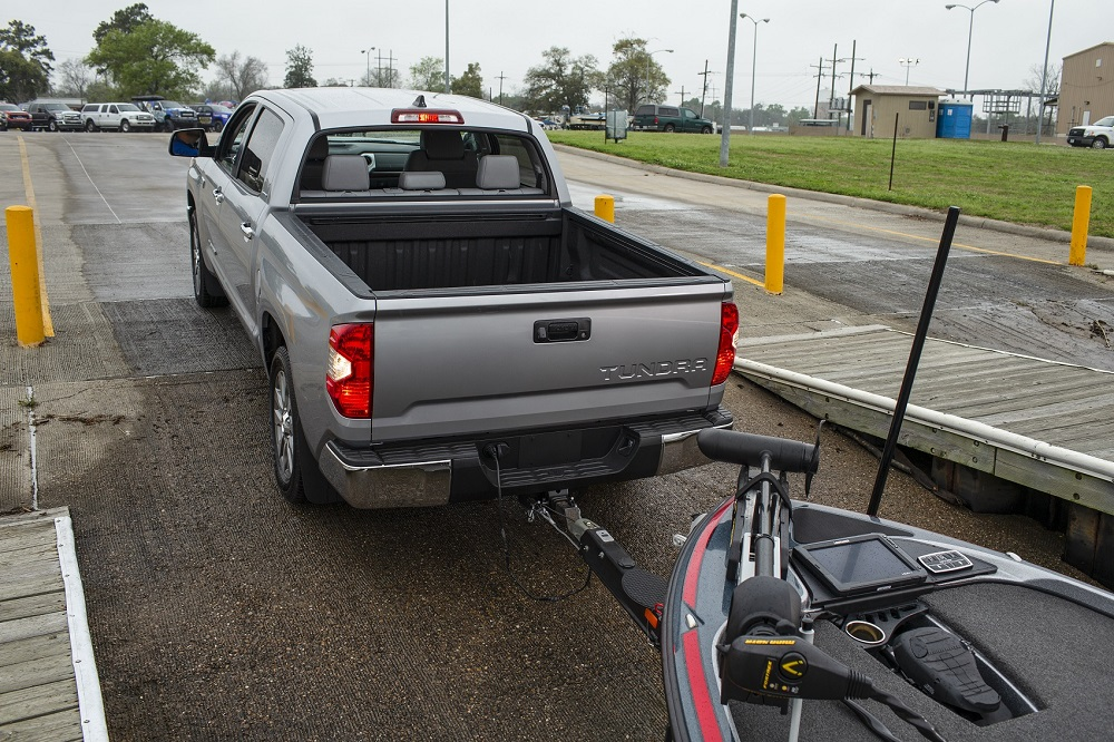 Toyota Tundra Towing Power