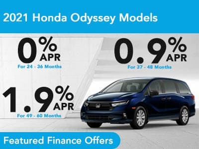 2021 Odyssey Finance Offer