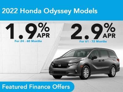 2022 Odyssey Finance Offer