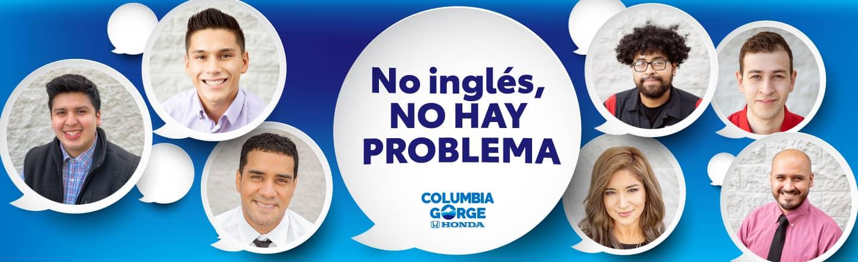 No Ingles, No Hay Problema