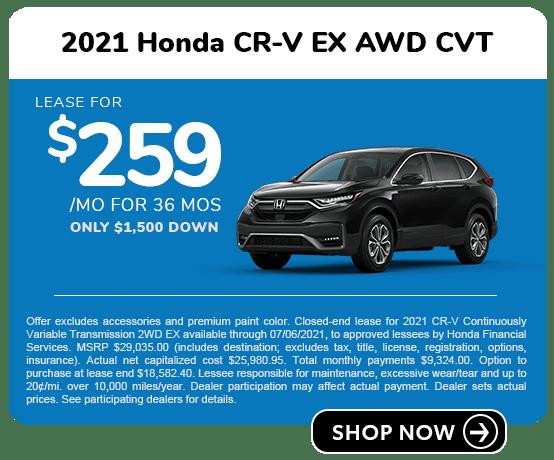 CR-V EX