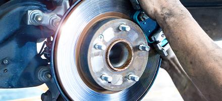 Brake Pad & Rotor Resurface Combo
