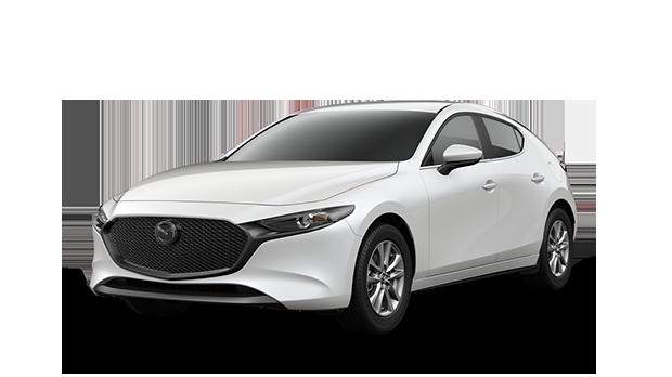 2021 Mazda3 2.0 Hatchback
