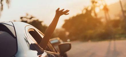 Road Trip Savings on Next Service