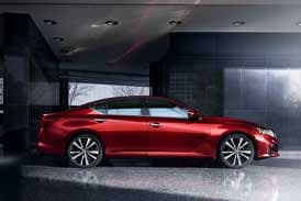 Nissan Altima 2021 image