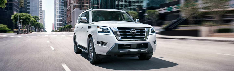 2021 Nissan Armada For Sale