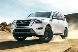 Nissan Armada 2021 image2