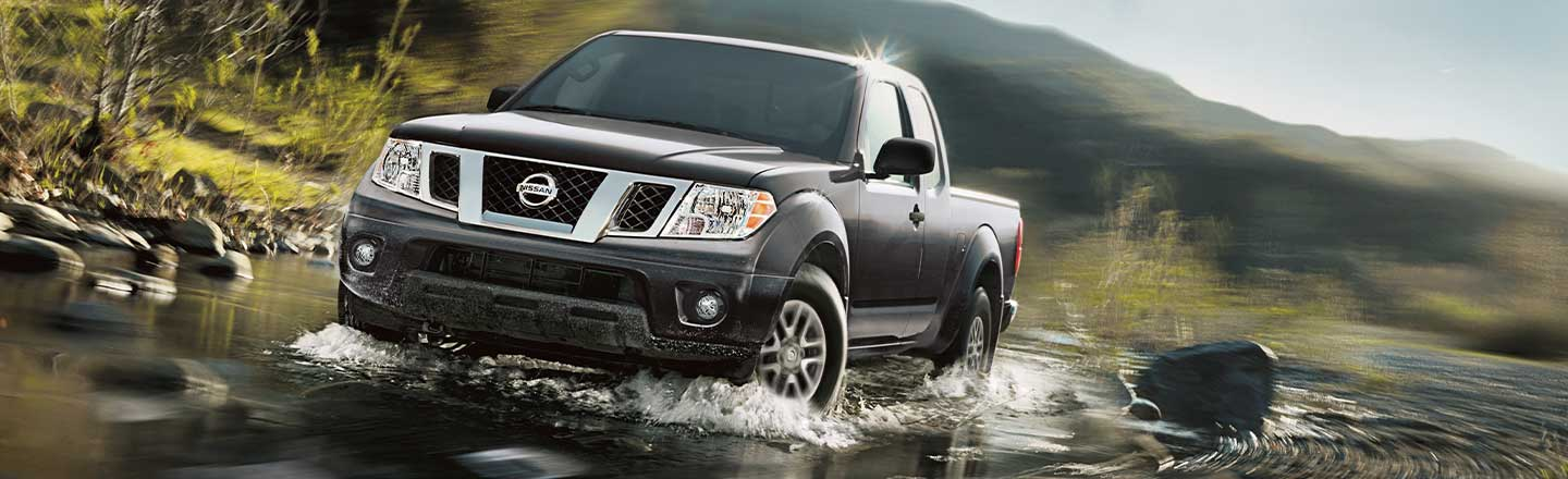 2021 Nissan Frontier For Sale