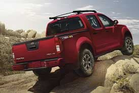 Nissan Frontier 2021 image4