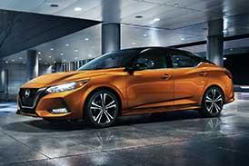 Nissan Sentra 2021 image