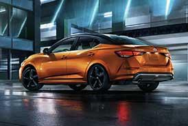 Nissan Sentra 2021 image4