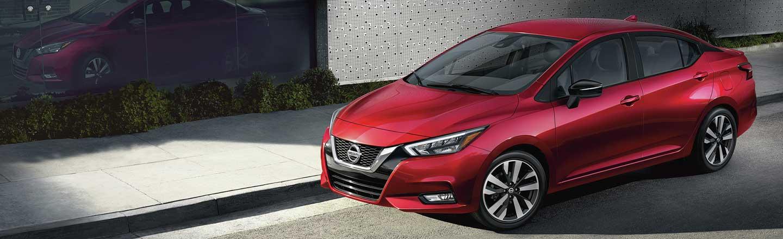 2021 Nissan Versa For Sale