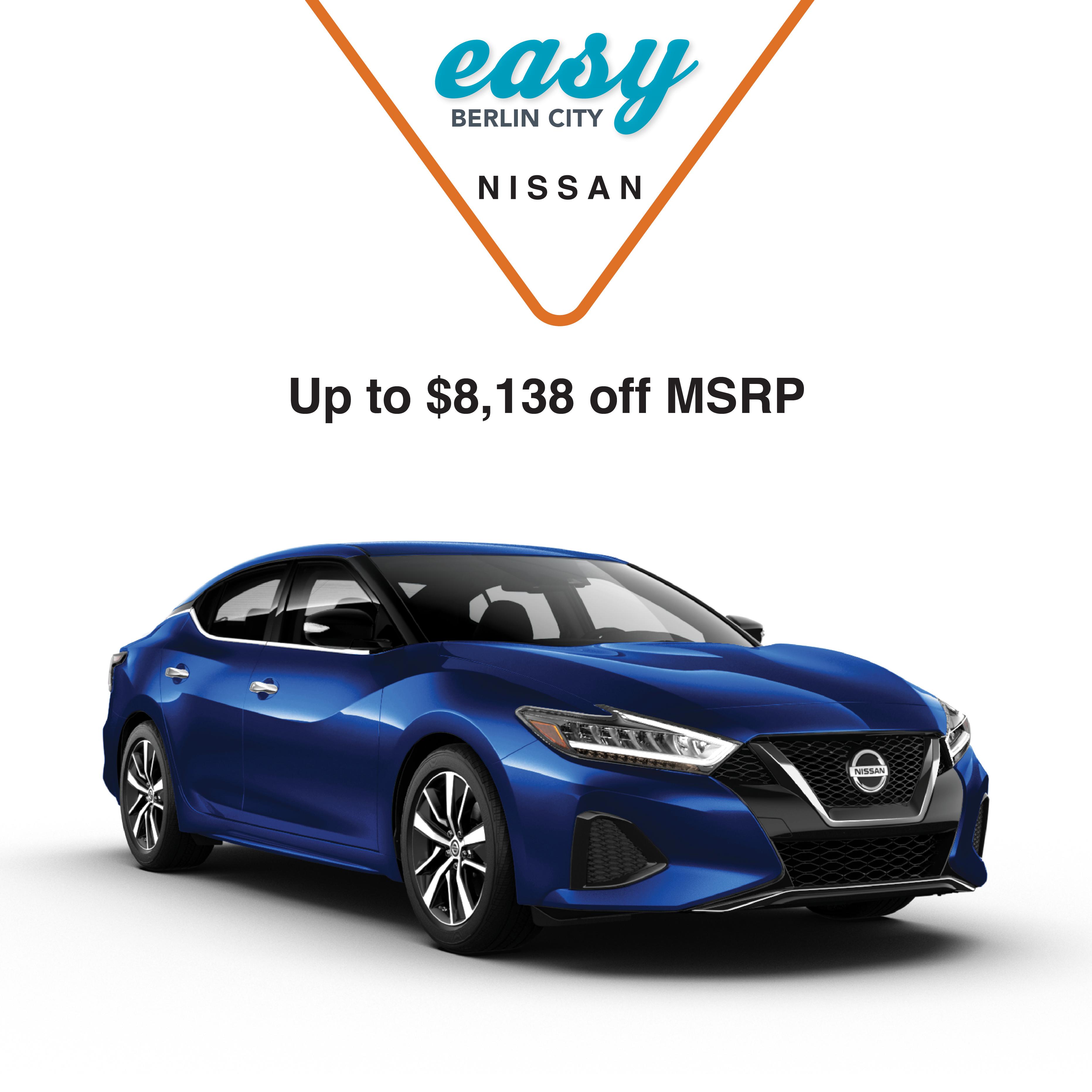Nissan Maxima Special