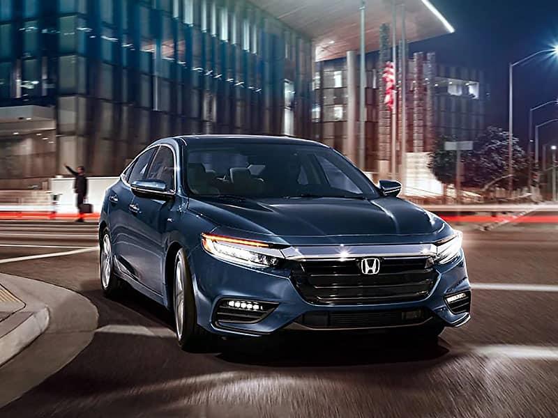 2021 Honda Insite