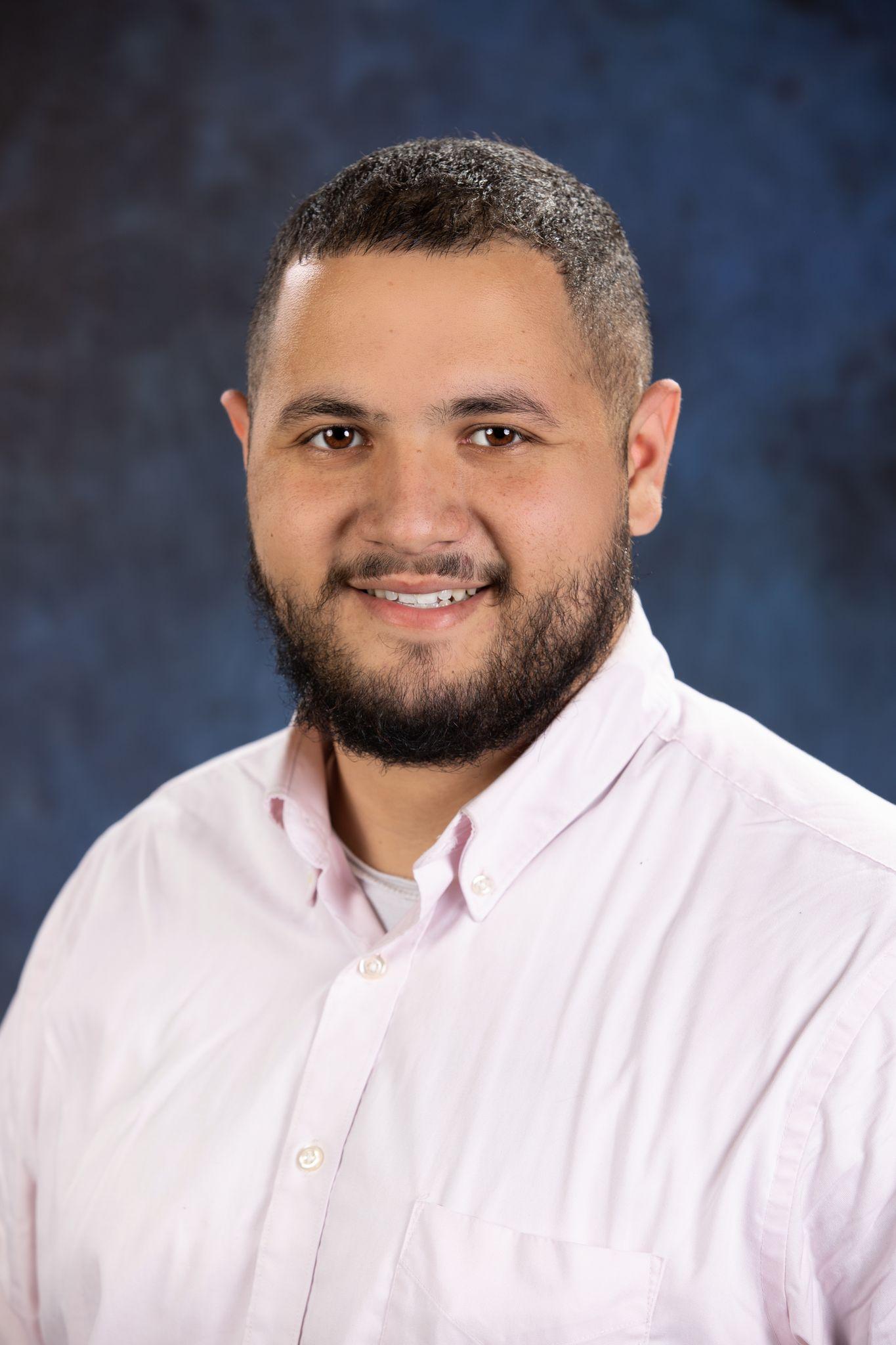 Daniel Crespo Bio Image