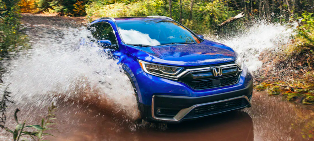 Best Small SUVs for Adventure: The Honda HR-V and CR-V