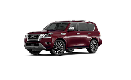 2021 Nissan Armada For Sale in Cape Coral
