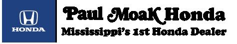 Paul Moak Honda logo
