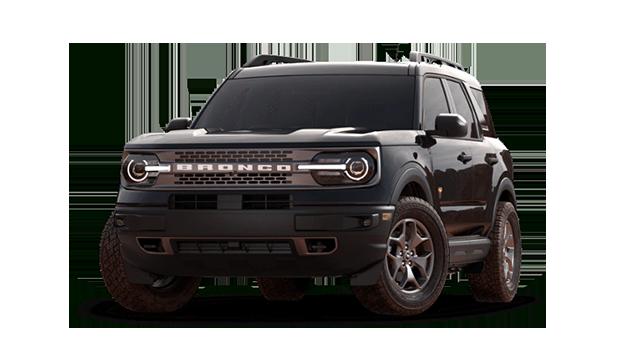 2021 Bronco Sport Badlands