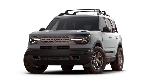 2021 Bronco Sport First Edition