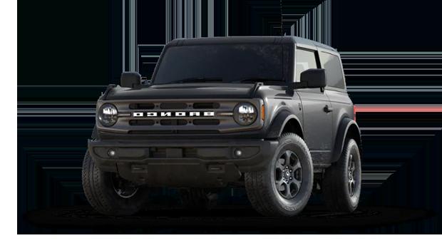 2021 Bronco Big Bend
