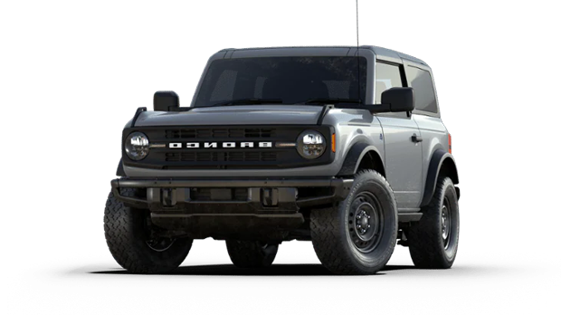 2021 Bronco Black Diamond