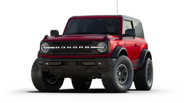 2021 Bronco Wildtrak