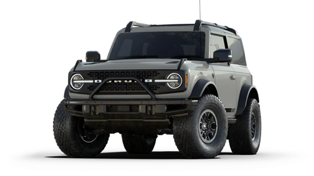 2021 Bronco First Edition