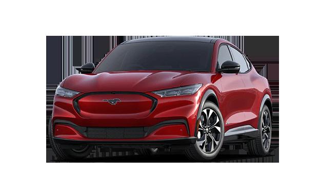 2021 Mustang Mach-E Premium