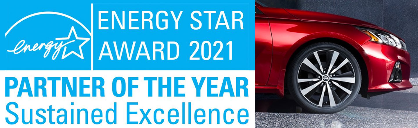 Nissan Receives Award Recognizing Commitment to the Environment
