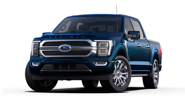 2021 F-150 Limited